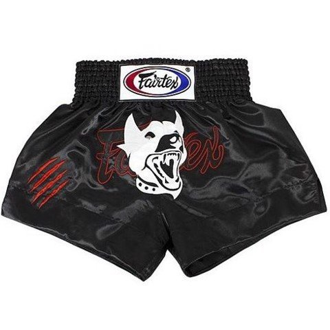 QUẦN FAIRTEX CRAZY DOG MUAY THAI SHORT