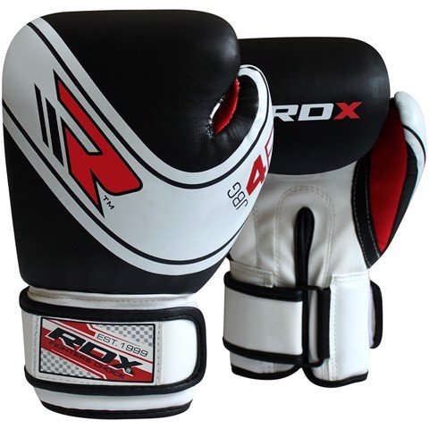 GĂNG TAY TRẺ EM RDX LEATHER-X KIDS 6OZ TRAINING BOXING GLOVES
