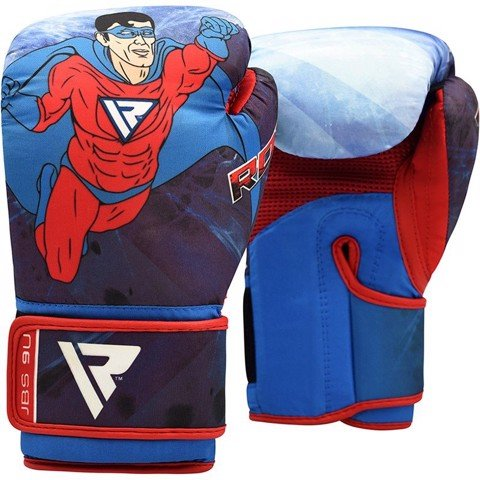 GĂNG TAY MOTIF KIDS 6OZ BOXING GLOVES
