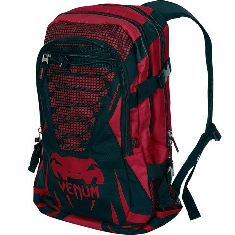 BALO VENUM CHALLENGER PRO BACKPACK - ĐỎ/ĐEN (VENUM CHALLENGER PRO BACKPACK - RED/BLACK)