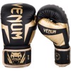GĂNG TAY VENUM ELITE BOXING GLOVES - BLACK/GOLD