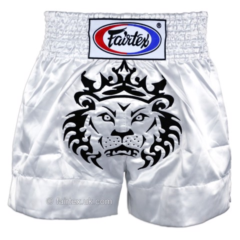 QUẦN FAIRTEX LEO MUAY THAI SHORT