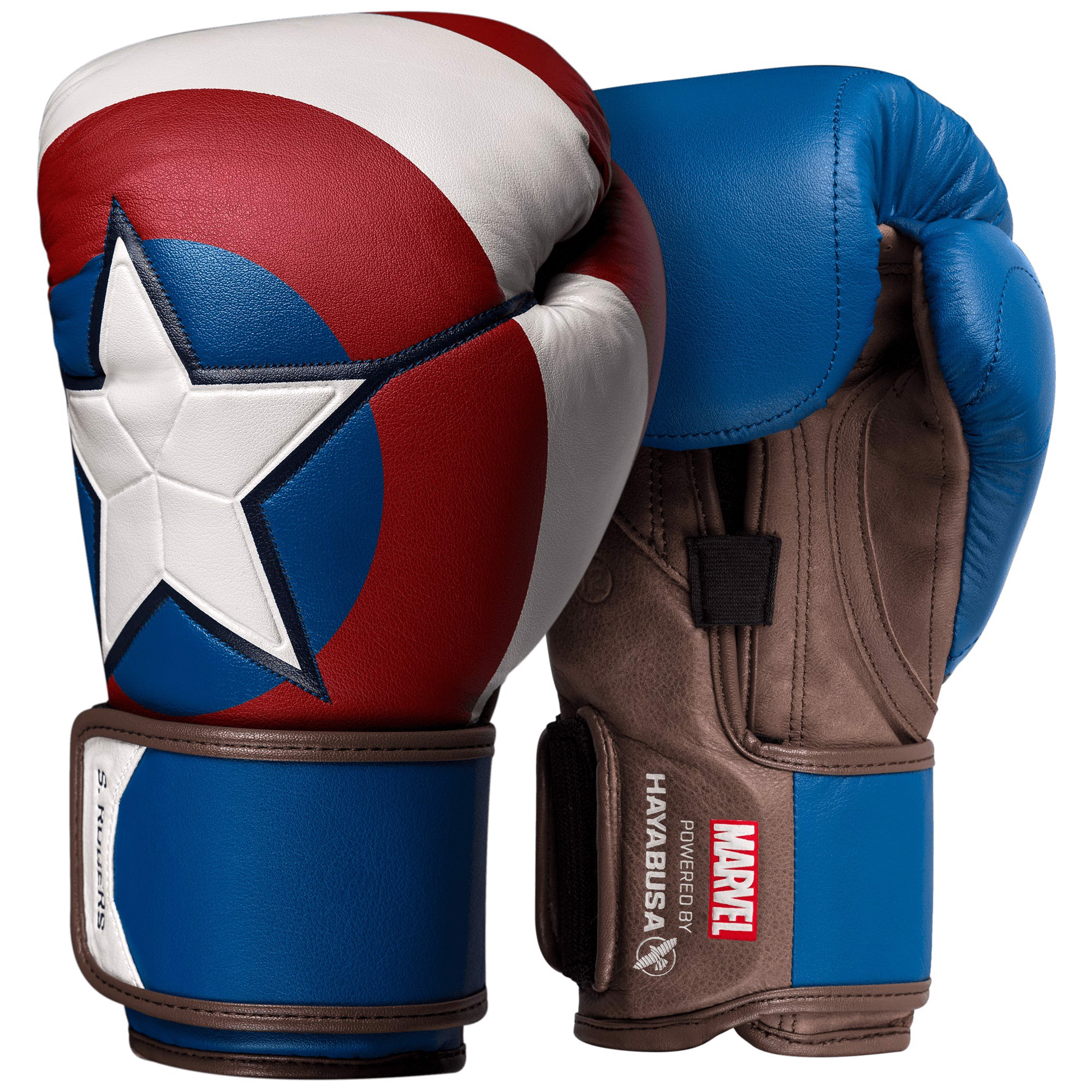 GĂNG TAY LIMITED EDITION HAYABUSA CAPTAIN AMERICA
