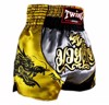 QUẦN TWINS SPECIAL MUAY THAI SHORTS GREY GOLD TBS-DRAGON-1