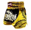 QUẦN TWINS SPECIAL MUAY THAI SHORTS BLACK GOLD TBS-DRAGON-2