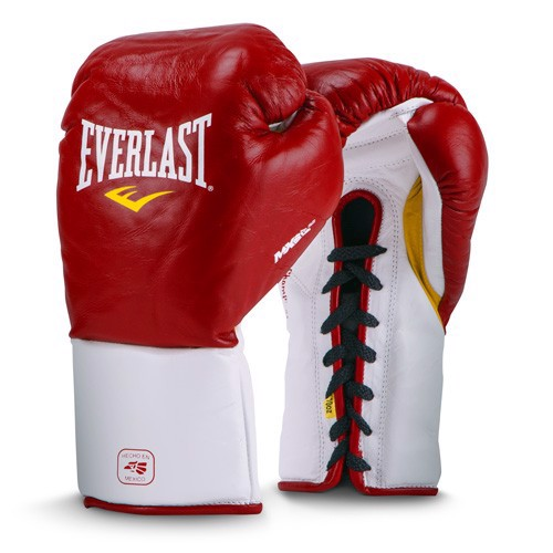 GĂNG TAY EVERLAST MX PROFESSIONAL FIGHT BOXING GLOVES - RED
