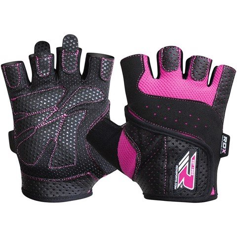 GĂNG TAY RDX LADIES AMARA BODYBUILDING WEIGHT LIFTING GYM GLOVES