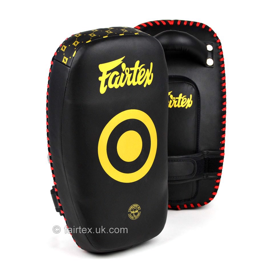 ĐÍCH ĐÁ FAIRTEX SMALL LIGHT WEIGHT THAI KICK PADS