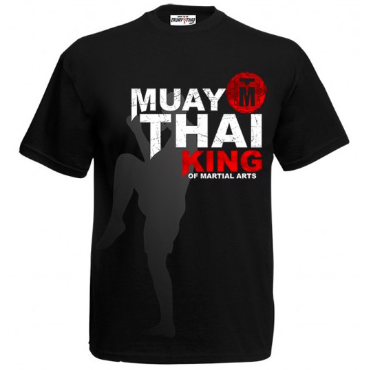 ÁO BORN TO BE MUAY THAI T-SHIRT MT-8037