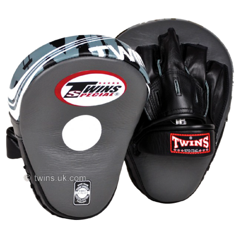 ĐÍCH ĐẤM TWINS FOCUS MITTS PML-10  - BLACK/GREY