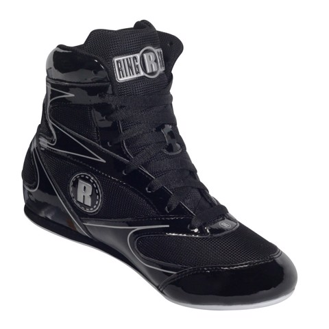 GIÀY RINGSIDE DIABLO BOXING SHOES - BLACK
