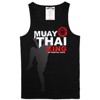 ÁO BORN TO BE MUAY THAI TANK TOP SL-8037