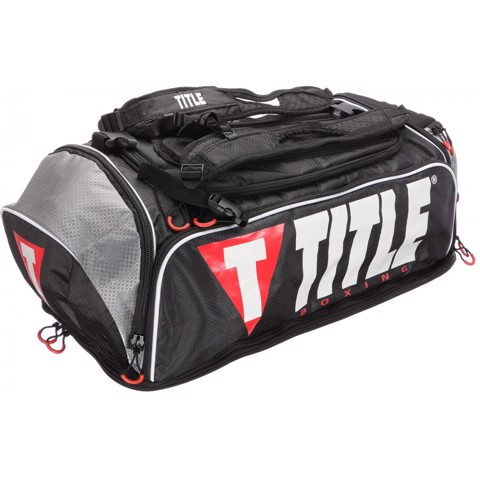 TITLE EXCEL HYPER SPORT BAG/BACK PACK