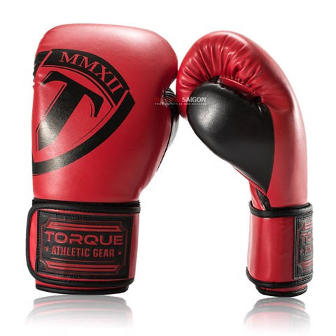 GĂNG TAY TORQUE BOXING GLOVES - RED