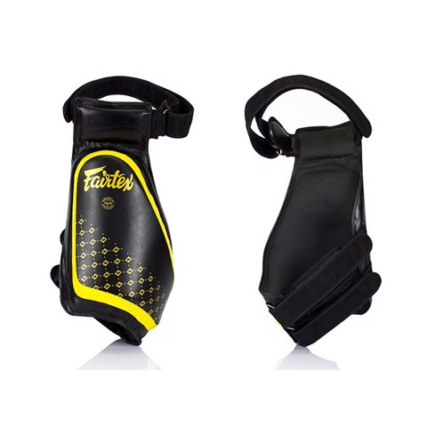 ĐÍCH ĐÁ ĐÙI FAIRTEX TP4 THIGH PAD - BLACK/YELLOW