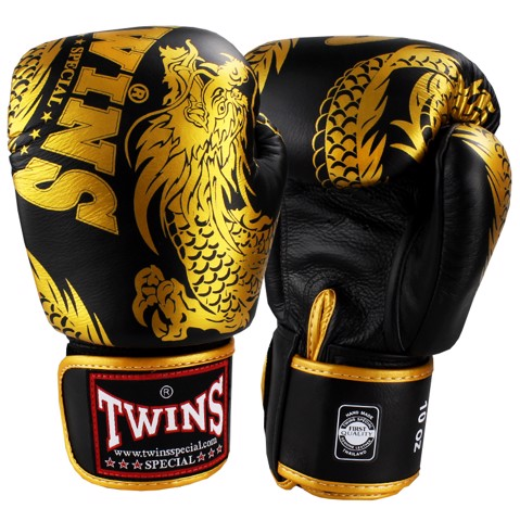 GĂNG TAY TWINS FBGV-49G SPECIAL FANCY BOXING GLOVES DRAGON