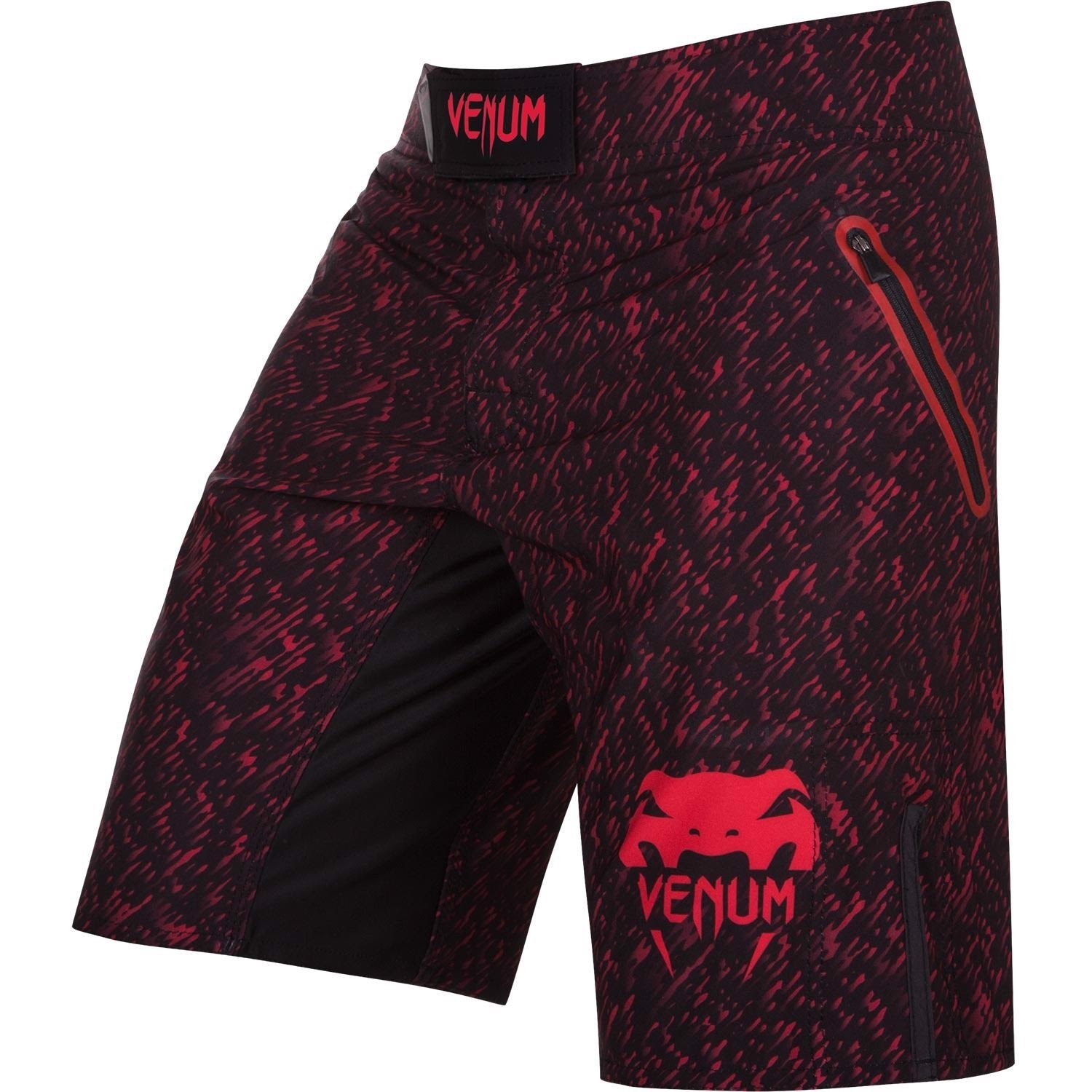 QUẦN VENUM NOISE MMA FIGHT SHORTS - BLACK/RED