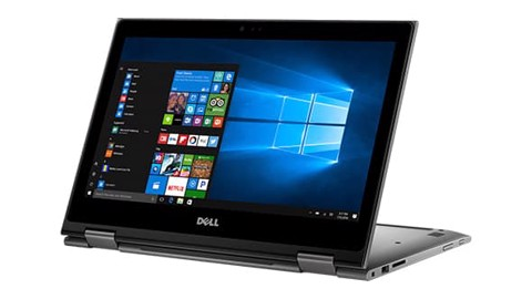 Laptop Dell Inspiron 13 5378-C3TI7007W (Xám)