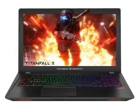 Laptop Gaming Asus GL553VD-FY175