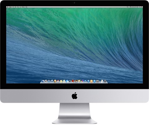 iMac 21.5 inch Late 2015 - MK442 - Core i5 2.8GHz/ Ram 8GB/ HDD 1TB