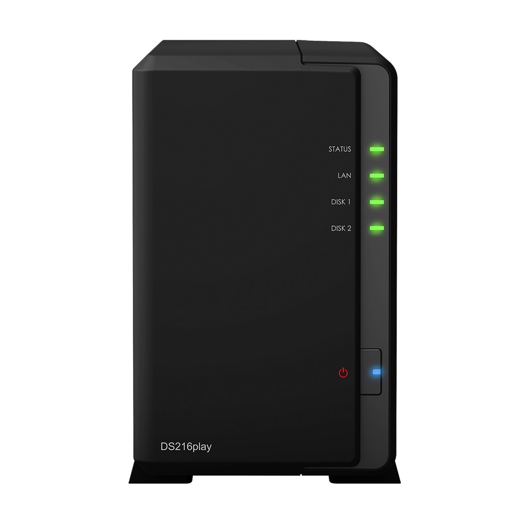 NAS Synology DS216Play