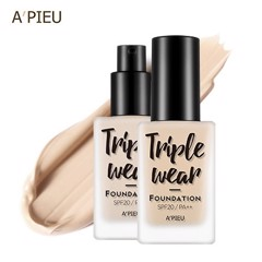 Kem Nền 3 in 1 APieu Triple Wear Foundation SPF20 / PA++