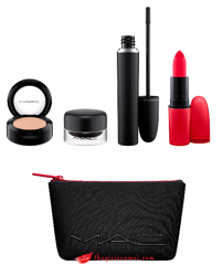 GiftSet MAC Look In A Box Downtown Diva