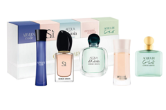 Set Nước Hoa 5 Chai Giorgio Armani Travel Exclusive