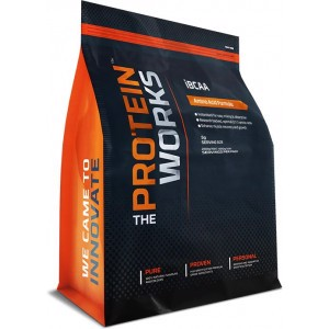 IBCAA The Protein Works - 500gr