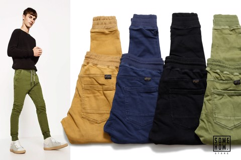 ZR - Denim Soft Wash Jogger