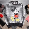 Sweater Micky Sọc Ngang - INF