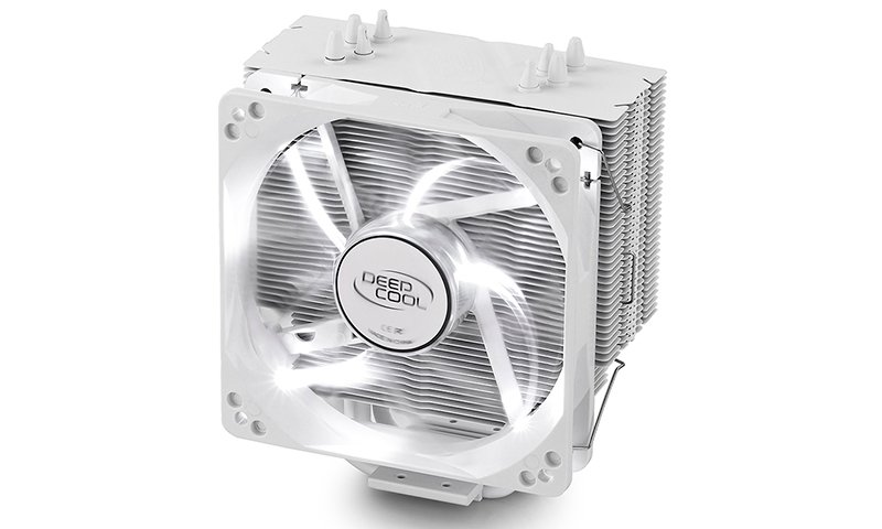 DEEPCOOL GAMMAXX 400 WHITE