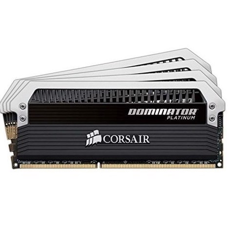 ( 16G DDR3 4x4G 1866 ) RAM Corsair Dominator® Platinum Series