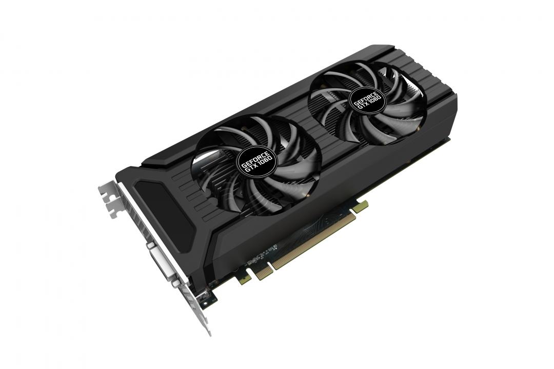 Palit GeForce® GTX 1060 Dual 6GB