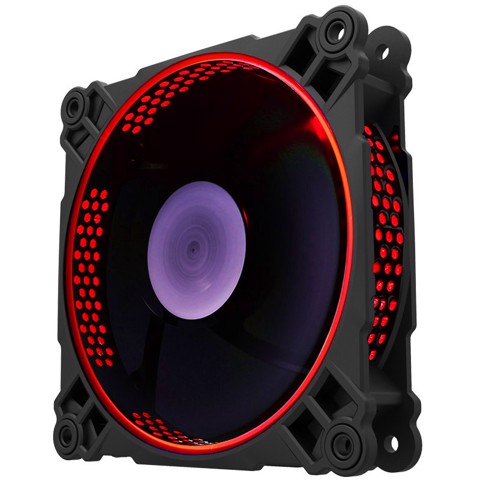 Jonsbo FR-201 120mm RED Led