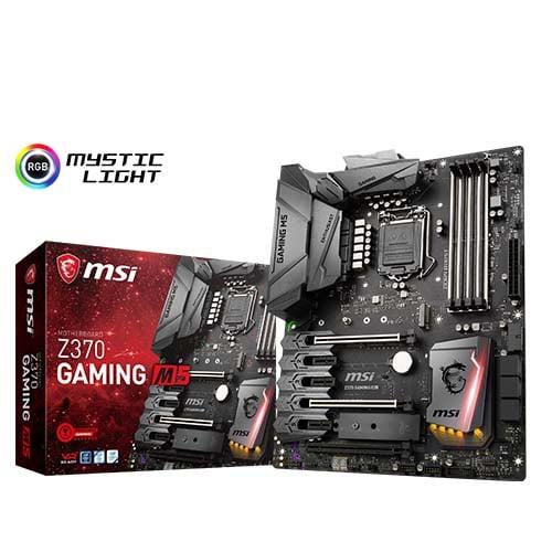 MSI Z370 GAMING M5 LGA1151V2