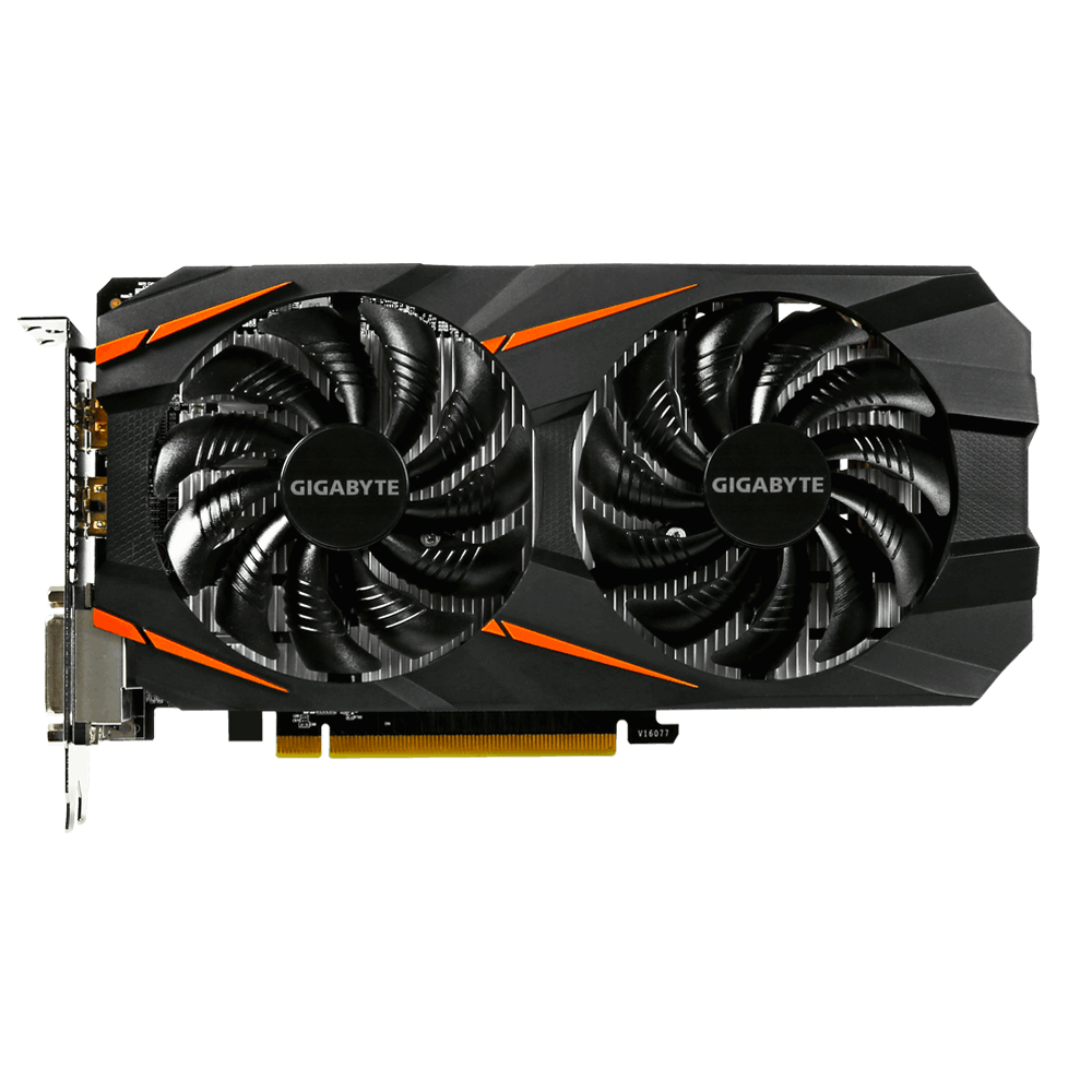 GIGABYTE GTX 1060 Windforce OC 3GB