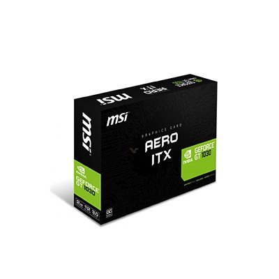 MSI GeForce® GT 1030 AERO ITX 2GD5 64bit