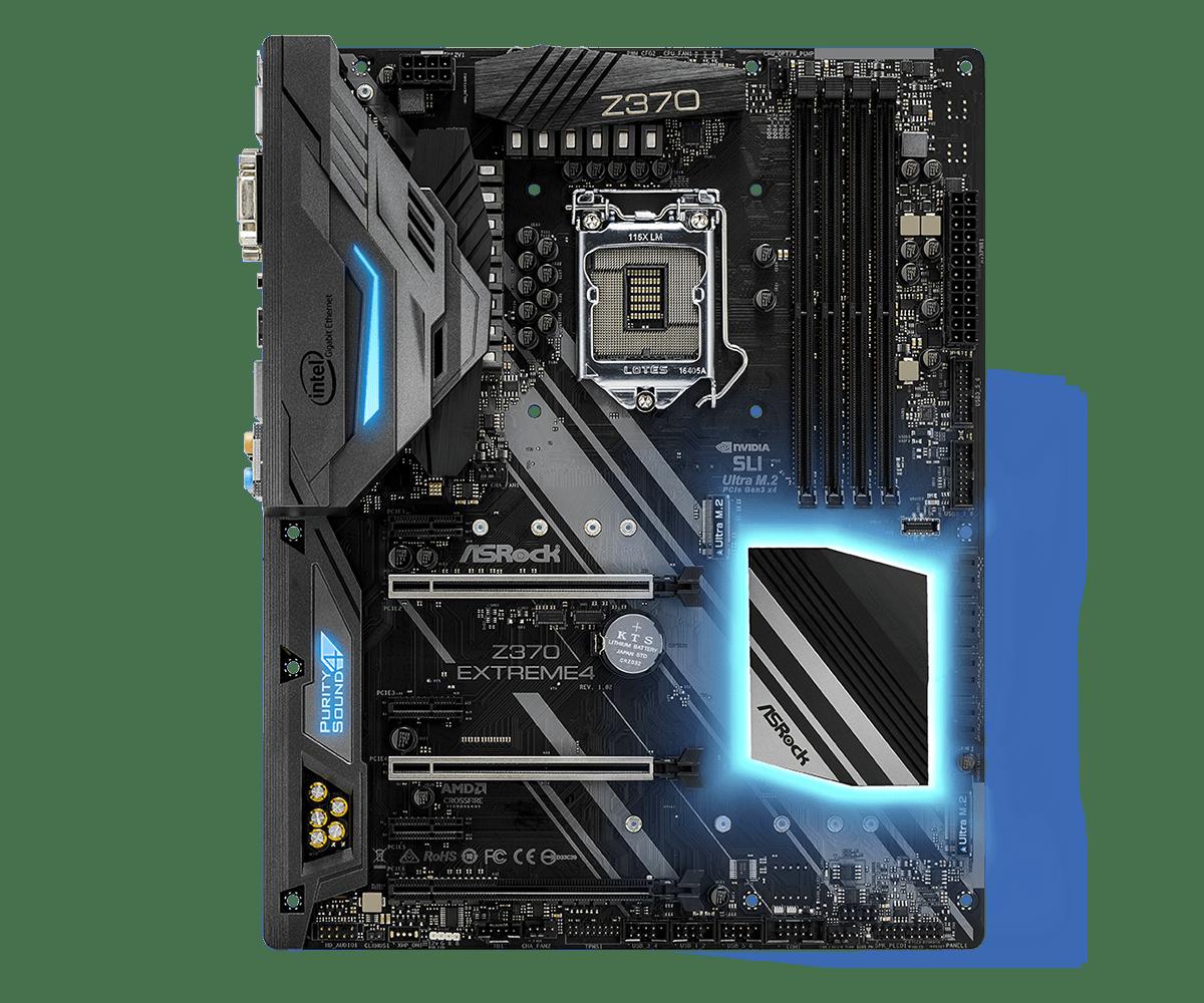 ASROCK Z370 EXTREME4 LGA1151V2