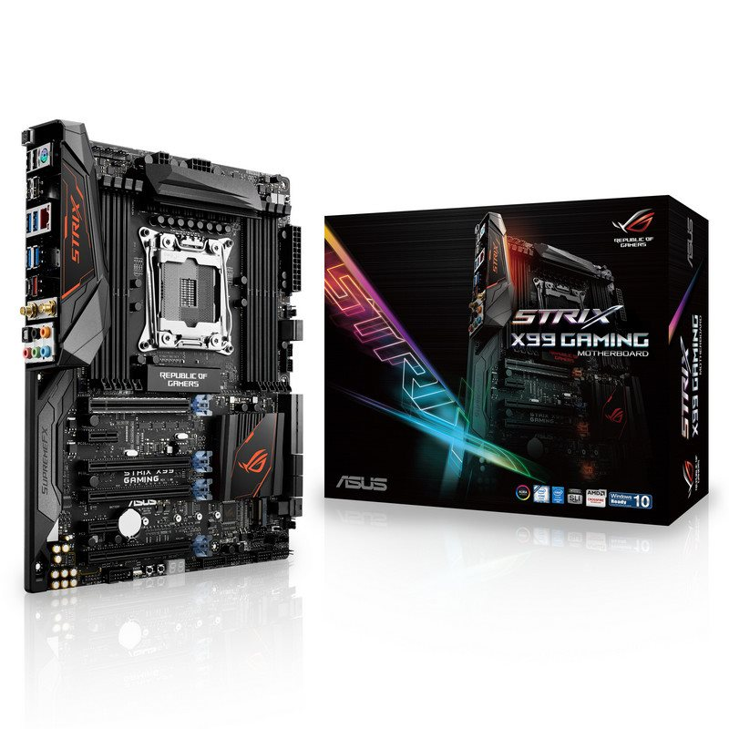 Mainboard ASUS STRIX X99 Gaming