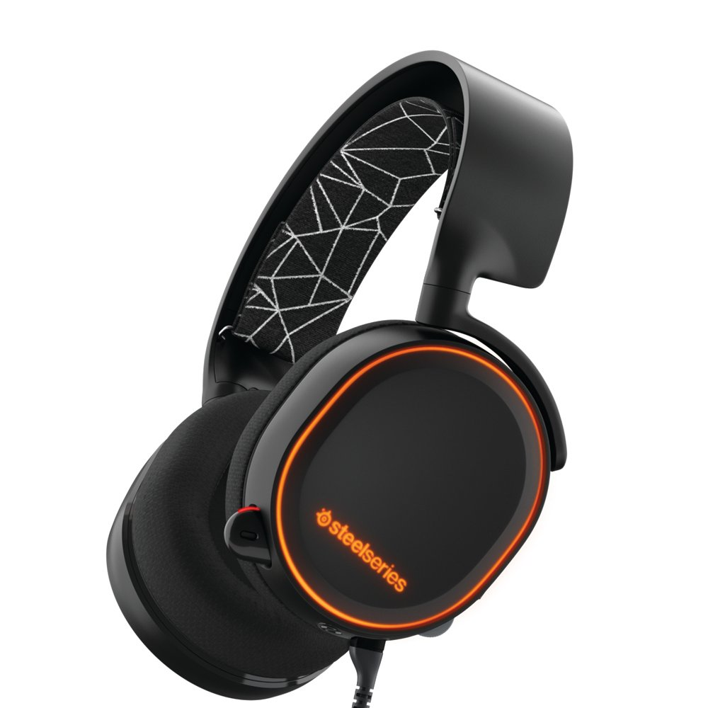 SteelSeries Arctic 5 Black Edition