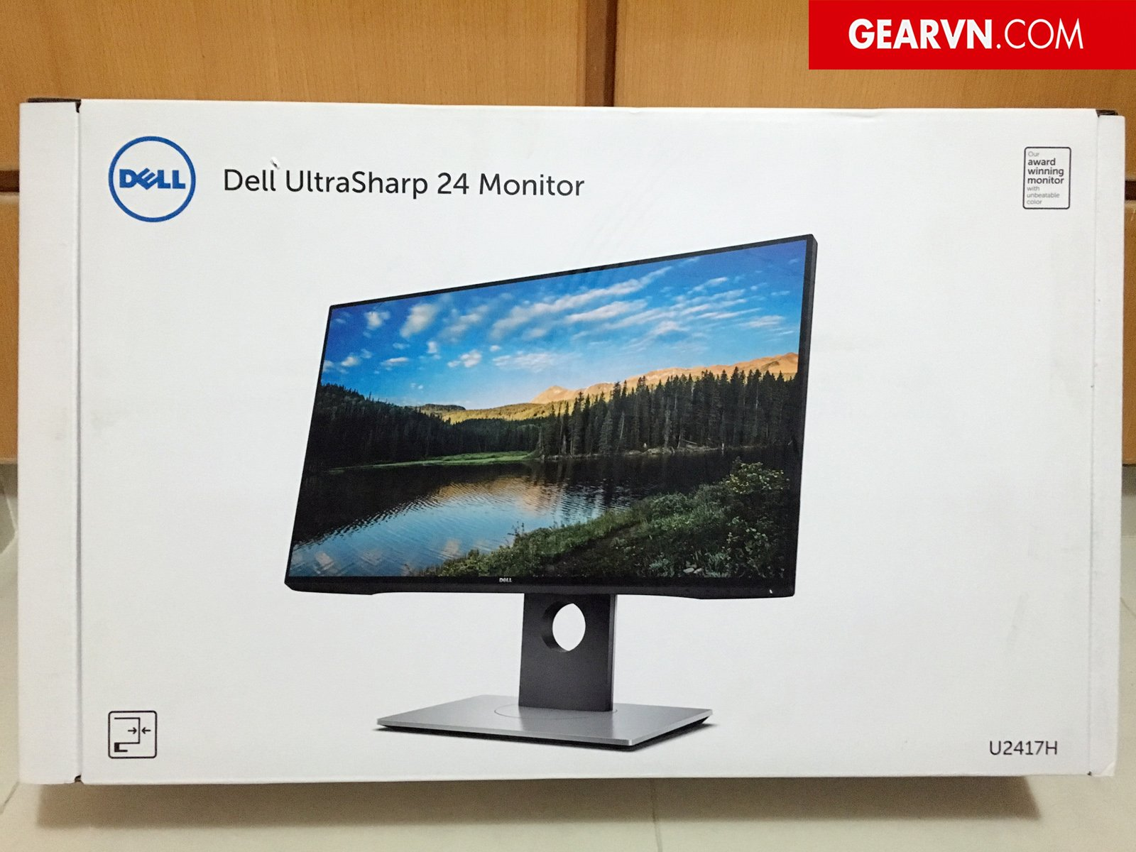 "( IPS 24"" ) Dell UltraSharp 24 InfinityEdge U2417H"