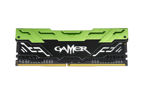 ( 8G DDR4 1x8G 2400 ) Galax Gamer Green Led