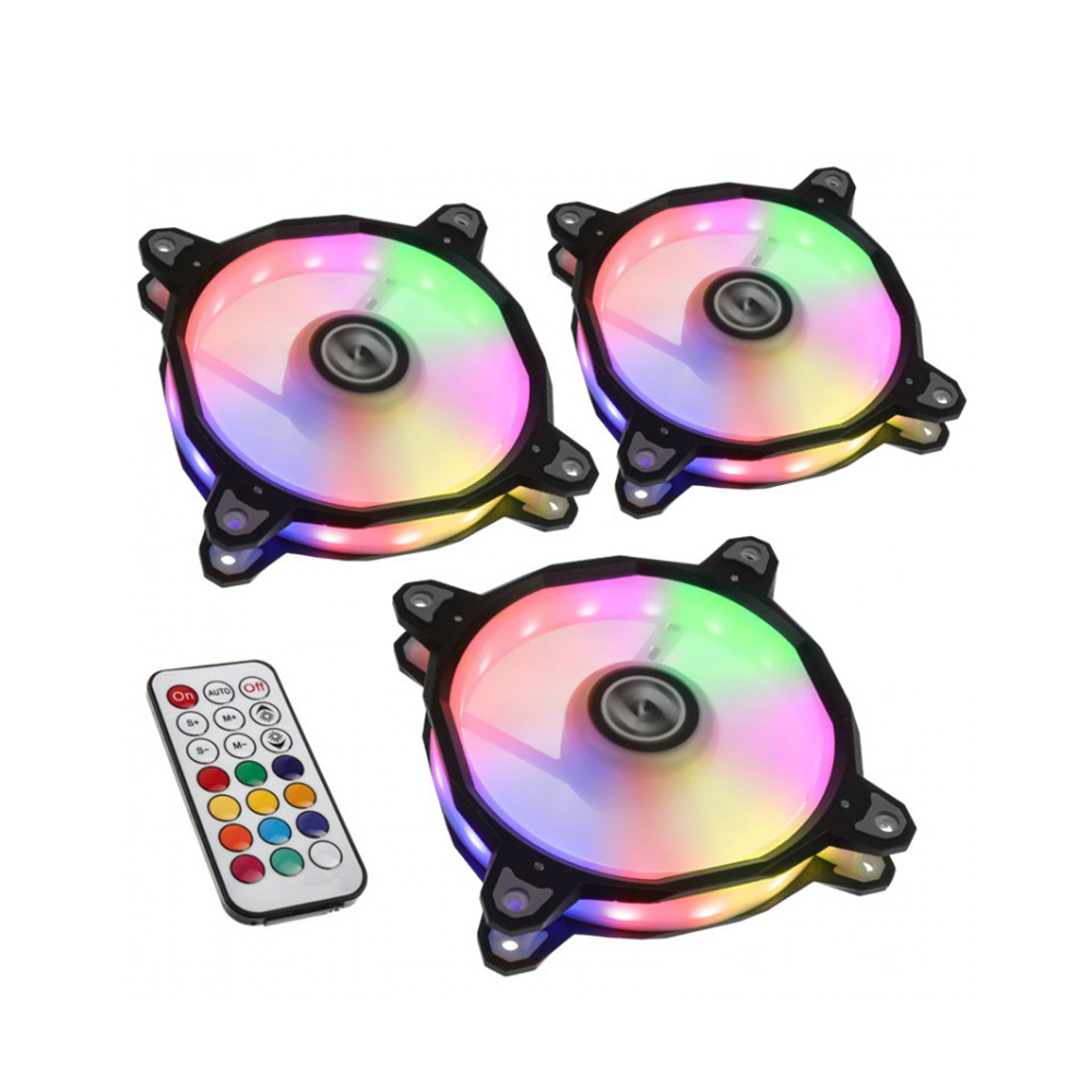 Fan LIAN LI 120MM BORA120 PWM RGB