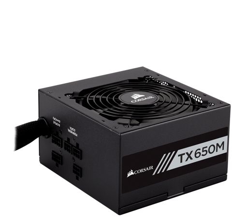 ( 650W Modular) Corsair TX650M 80 Plus Gold