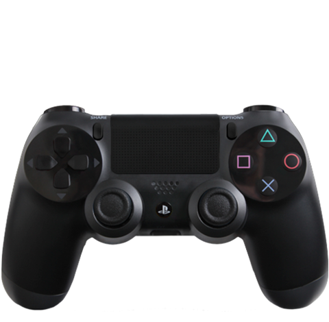 Sony PS4 Dualshock Black