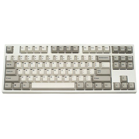 Leopold FC750R PD White Grey