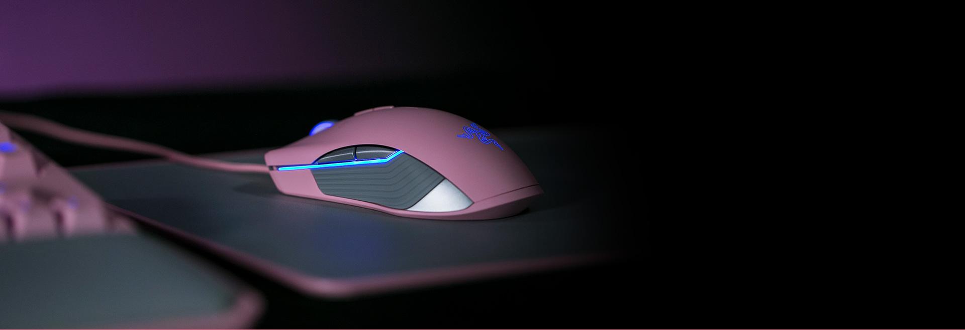 Razer Invicta Quartz Pink Edition