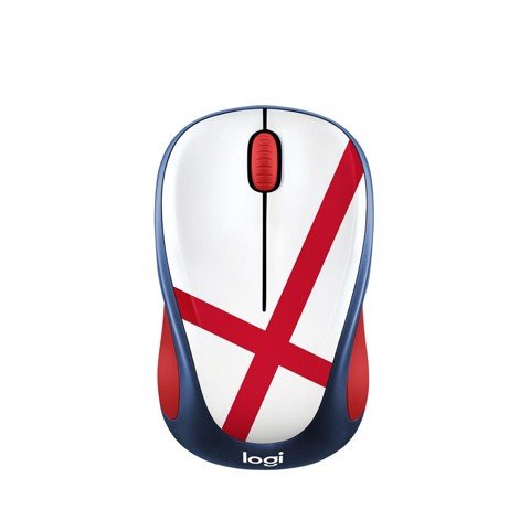 Logitech M238 Wireless - World Cup Edition - England