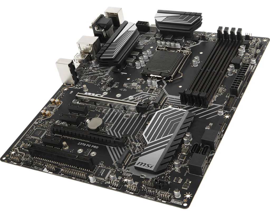 MSI Z370 PC PRO LGA1151V2